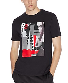 Men's Collage Graphic T-Shirt