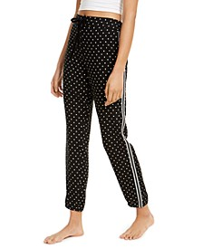 Metallic Stripe Pajama Pants, Created For Macy's