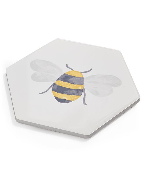 Martha Stewart Collection Bee Trivet, Created for Macy's