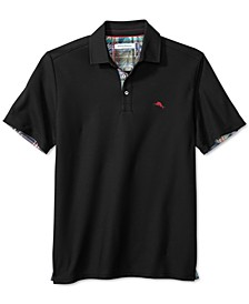 Men's Big & Tall Limited Edition 5 O'Clock Classic-Fit IslandZone Moisture-Wicking Piqué Polo Shirt