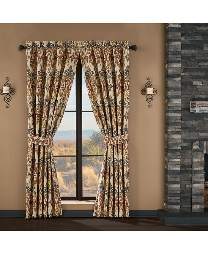 """J Queen New York - Jqueen Tucson 84"""" Window Panel Pair"""