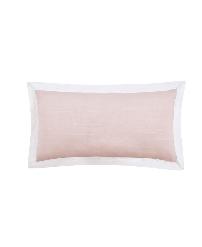 """Vince Camuto Home - Reflection 32 """" x 16 """" Decorative Pillow"""