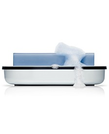 Stainless Steel Soap Dish - Polished - Areo