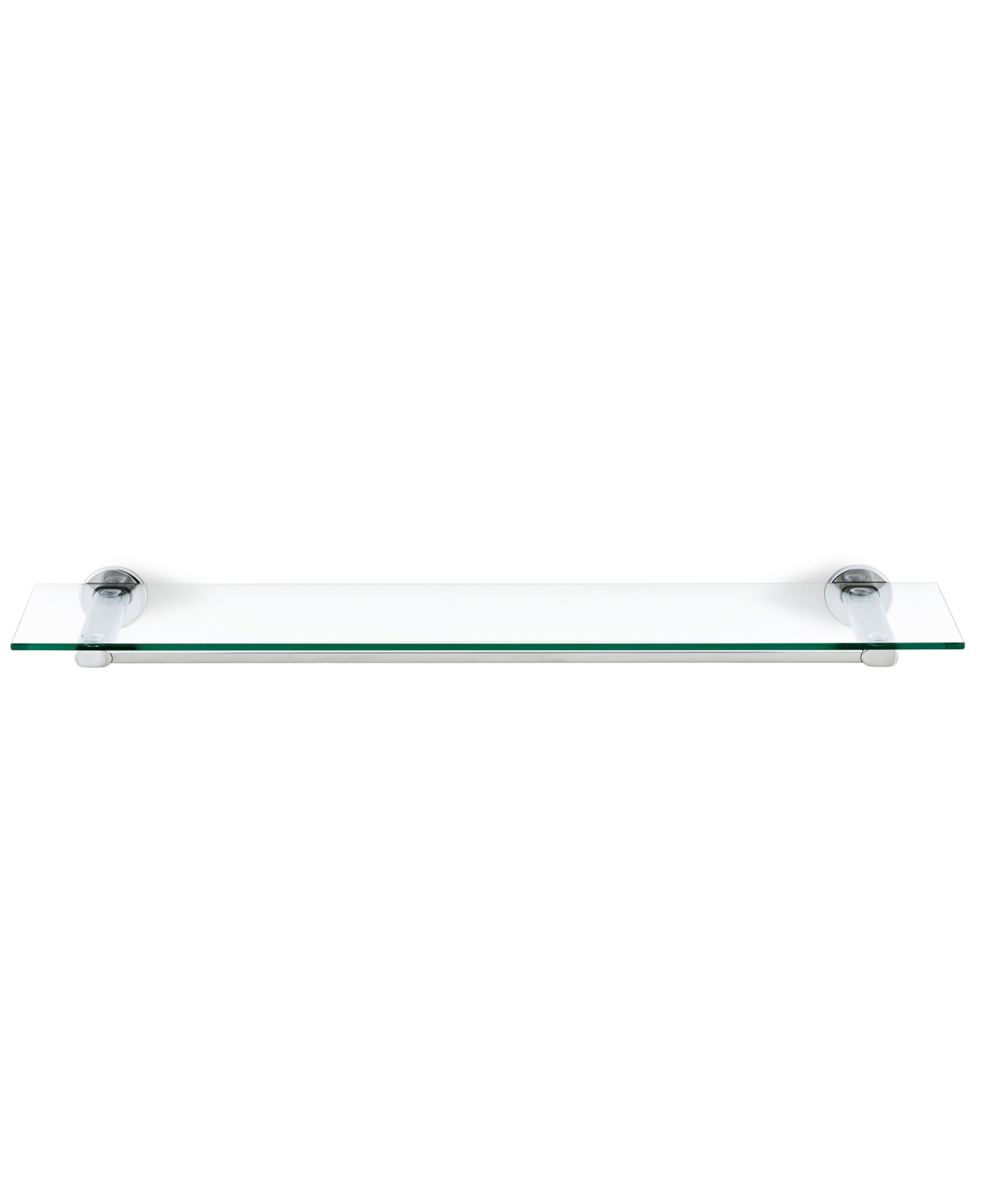 blomus Glass Bathroom Shelf - Polished - Areo Bedding