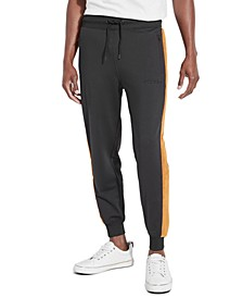 Men's Keith Velvet Tape Joggers