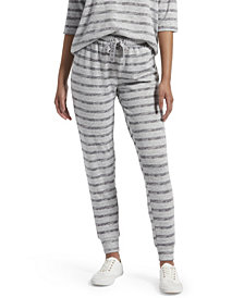 Kendall + Kylie Lounge Stripes Jogger Pant, Online Only
