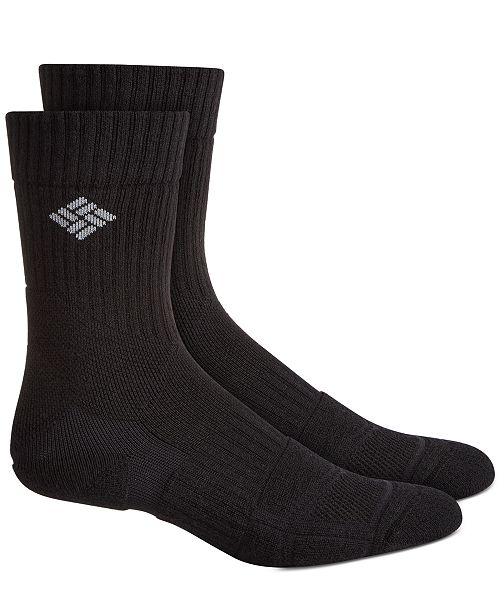 Columbia Women's Performance Hike Medium-Weight Crew Socks