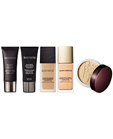 Buy Any Laura Mericer Foundation, Get 30% off Translucent Loose Setting Powder