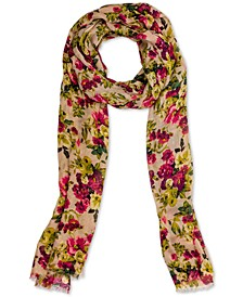 Antique Rose Scarf