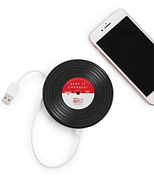 Vinyl Wireless Charger