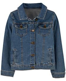 Little Girls Denim Jacket