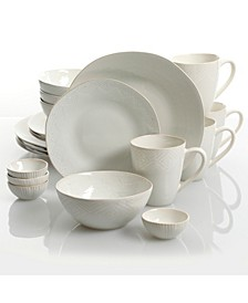 Tunisian Mist 20-piece Dinnerware Set, Created for Macy's