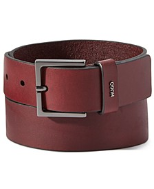 HUGO Men's Giove Leather Belt