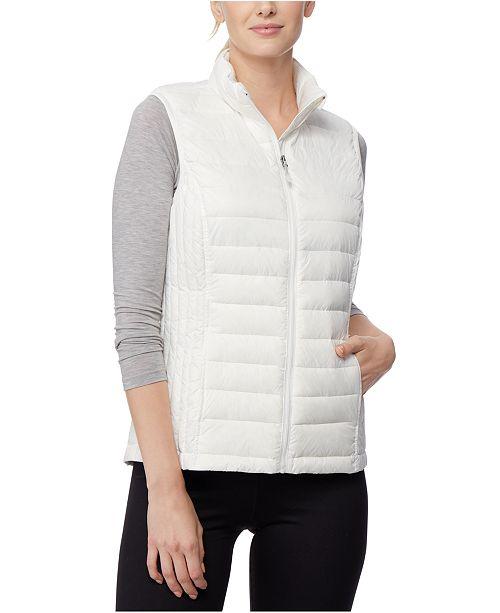 32 Degrees Packable Puffer Vest