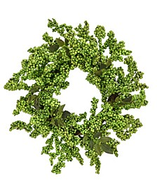 "24"" Soft Touch Wreath"