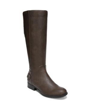X-Amy Wide Calf High Shaft Boots Women's Shoes