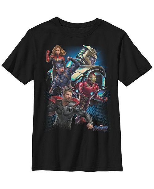 Fifth Sun Marvel Big Boy's Avengers Endgame Thano's