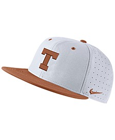 Texas Longhorns Aerobill True Fitted Baseball Cap