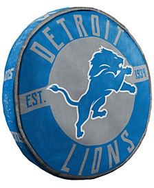 Detroit Lions 15inch Cloud Pillow