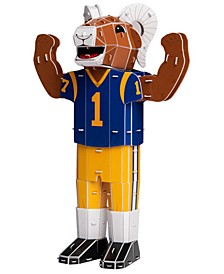 """CLOSEOUT! Los Angeles Rams 12"""" Mascot Puzzle"""