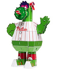 "Philadelphia Phillies 12"" Mascot Puzzle"