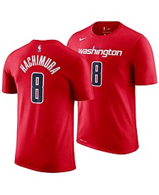 Men's Rui Hachimura Washington Wizards Icon Player T-Shirt