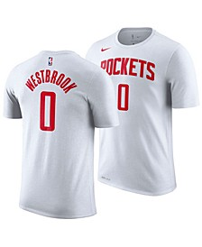 Men's Russell Westbrook Houston Rockets Association Player T-Shirt