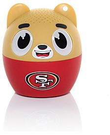 San Francisco 49ers Bitty Boomer Bluetooth Speaker