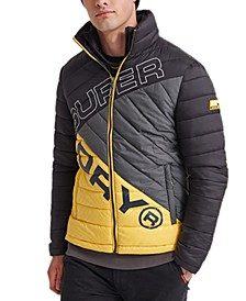 Men's Incline Quilt Fuji Jacket