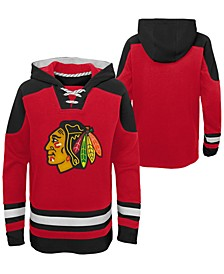 Big Boys Chicago Blackhawks Ageless Hoodie