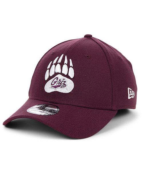 New Era Montana Grizzlies College Classic 39THIRTY Cap
