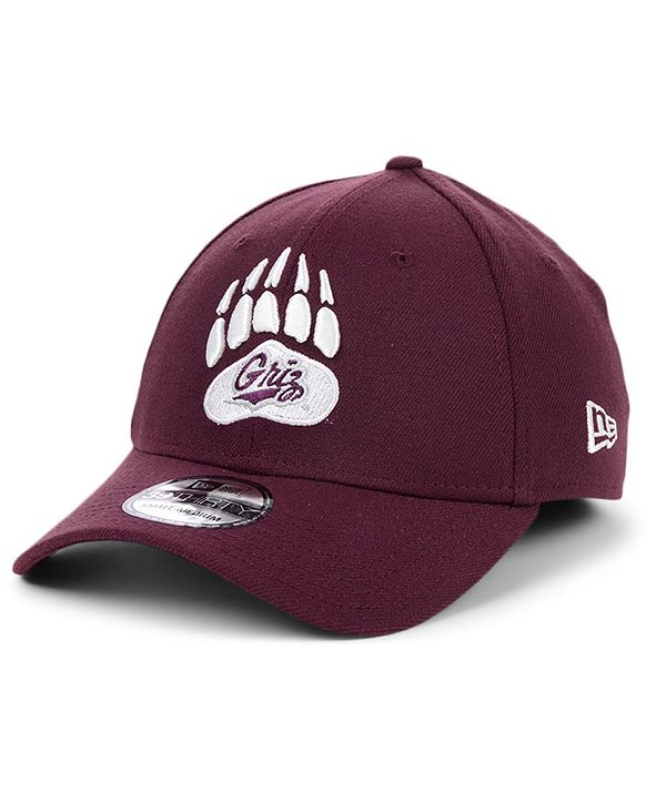 New Era Montana Grizzlies College Classic 39THIRTY Cap