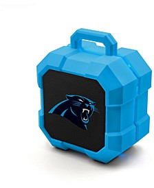 Prime Brands Carolina Panthers Shockbox LED Speaker