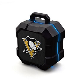 Prime Brands Pittsburgh Penguins Shockbox LED Speaker