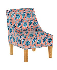 Lily Pond Collection Accent Chair