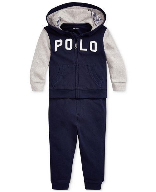 Polo Ralph Lauren Baby Boys Pant Set