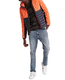 Men's Radar Mix Quilt Fuji Jacket