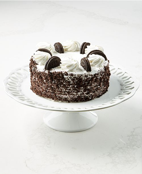 Martha Stewart Collection Pierced Cake Stand, Created for Macy's