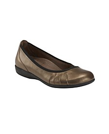 The Alder Derby Ballet Flat