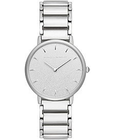 Women's Major Stainless Steel Bracelet Watch 35mm
