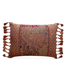"Croscill Galleria 20"" x 15"" Boudoir Decorative Pillow"