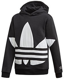 Big Boys Big Trefoil French Terry Hoodie