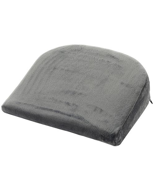 """Cheer Collection Wedge Pillow, 13"""" x 15"""""""