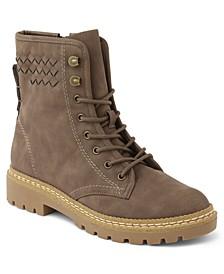 Pascal Combat Boots