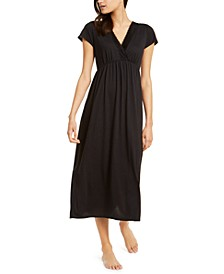 Lace-Trim Long Nightgown, Created For Macy's