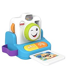 Fisher-Price® Laugh & Learn® Click & Learn Instant Camera