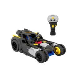 Imaginext Dc Super Friends Transforming Batmobile Rc Car