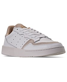 Men's Supercourt Casual Sneakers from Finish Line