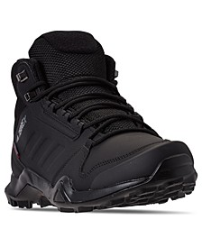 Men's Terrex AX3 Beta Mid Climawarm Hiking Boots from Finish Line