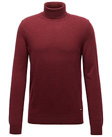 BOSS Men's T-Bernado Turtleneck Sweater
